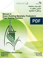 Manual of Green Building Materials