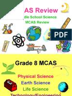 grade 8 mcas review