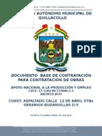 DBC Asfaltado C. de Abril