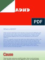 health adhd