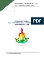 Manual Relajación y Ejercicos Aula-2016