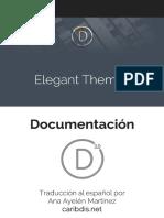 Divi 3 Manual español