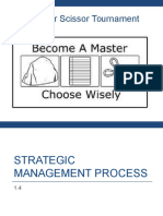 1.4 Strategic Management Process