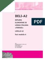 Ail Deli-A2 Test Modello 6