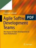 Christoph Schmidt Agile Software Development Teams
