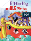 My Lift-the-Flap Bible Stories