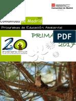 0 Programa Red de Centros Primavera 2017