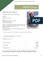 "DROPS 8-11 - DROPS Jacket With Star Pattern in ""Alaska"". Size M"
