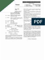 Campholenic Aldehyde Process Patent