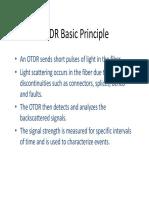 PDF OTDR Presentation