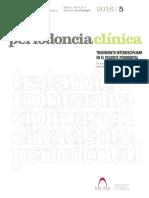 Revista Periodoncia Cliìnica 5 Baja CON Publi