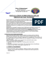 Installation Guidelines for Solar Photovoltaic Systems 6-11