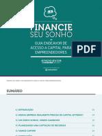 Financie Seu Sonho - Guia Para Acesso a Capital - Endeavor