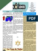 07-25-2010 El Conquistador, este boletín semanal es una Publicación de LA CASA DE TODOS