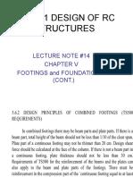 CIVL471 Lecture 14