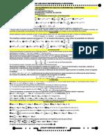 Formulario de Elementos de Calculo