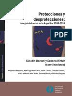 Danani, Claudia; Hintze, Susana. Protecciones y Desprotecciones 1. Intro