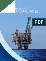 Oportunidadesde Gas en Israel 2017
