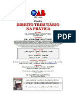 PalestraDireitoTributárionaPrática