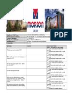 MORSON GROUP Job Interview Questionnaire form.doc