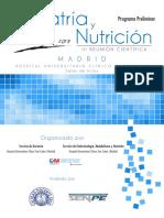Geriatria y Nutricion 2017