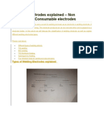 Welding Electrodes Explained