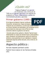 Gobiernos de Alberto f.