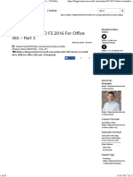 ADFS - O365- Part3
