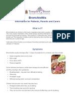 Broncholitis Guidelines