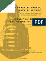 CONSERVANDO EL  PASADO PROYECTANDO EL FUTURO