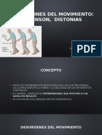 3Alteraciones Del Movimiento Parkinson