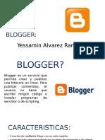 Blogger Yessamin