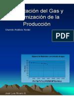 Explotación Del Gas y Optimización de La Producción