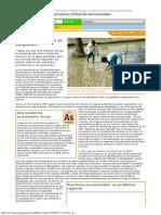 Enfoques Amenaza de Arsénico en Bangladesh