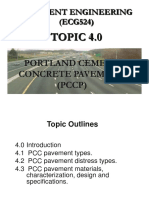 6. PCC Pavement-Week 10