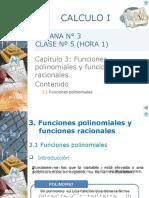diapositivas funciones polinomicas