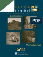 Biodiversidad en La Region de Murcia
