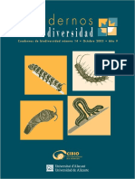 Biodiversidad y Proteccion Ambietal de Litoral Sumergido