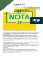 Arquivos Entrevista - Dilma Rousseff