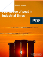 Fuel Usage of Peat in Industrial Times