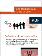 Homosexual definition pdf