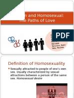 Homosexual definition pdf