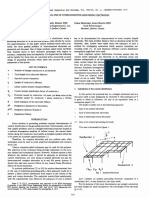 Multi Step Analysis of Interconected Grounding Electrodes