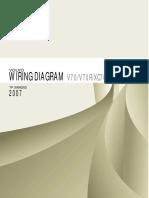 2007 V70 V70R XC70 XC90 Wiring Diagram