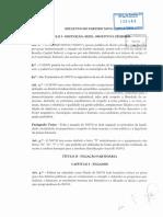 Tse Estatuto Do Partido NOVO Aprovado Em 17.12.2015