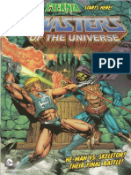5 He-Man vs Skeletor Their Final Battle