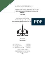 Makalah Manajemen Keuangan II