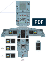 320 Cockpit Layout