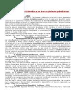 Broșură - Apariția Statului R. Moldova
