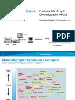 Basics Fundamentals of Liquid Chromatography HPLC